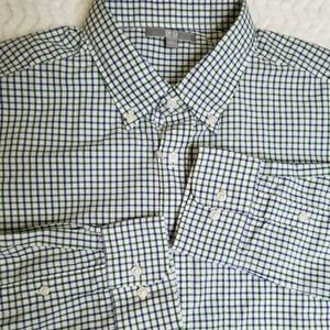 Uniqlo Men's Button Down Long Sleeve Dress Shirt L